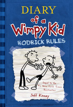 Jeff Kinney is the most humble best-selling author you will ever meet.