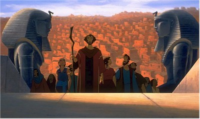 Prince of Egypt Moses Pharaoh